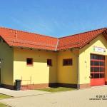 Tiefensee Feuerwehrgebäude
