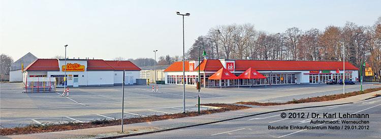 Neubau EKZ Werneuchen