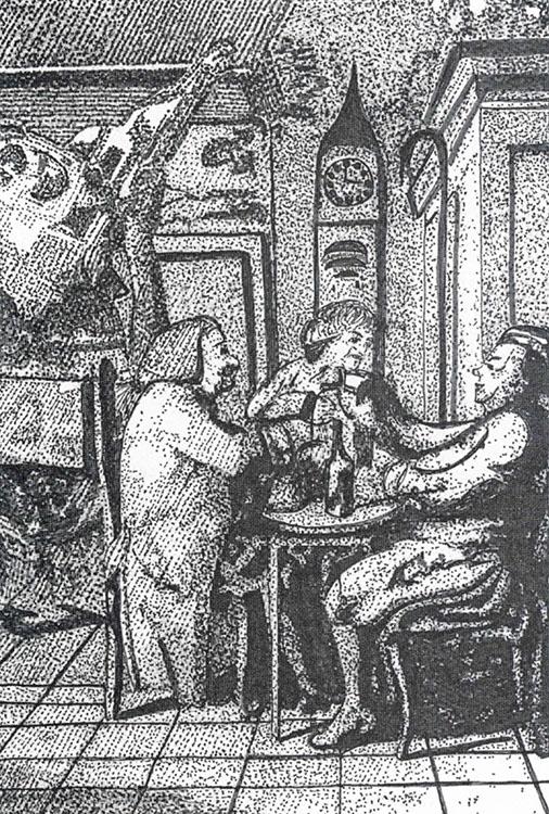 SW Zeichnung Pfarrer-Schmidtbuch 2