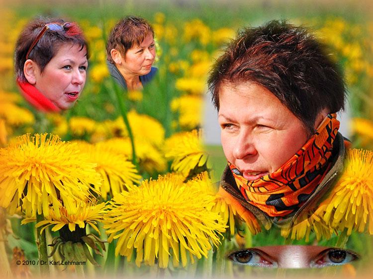 Collage Jutta Lehmann