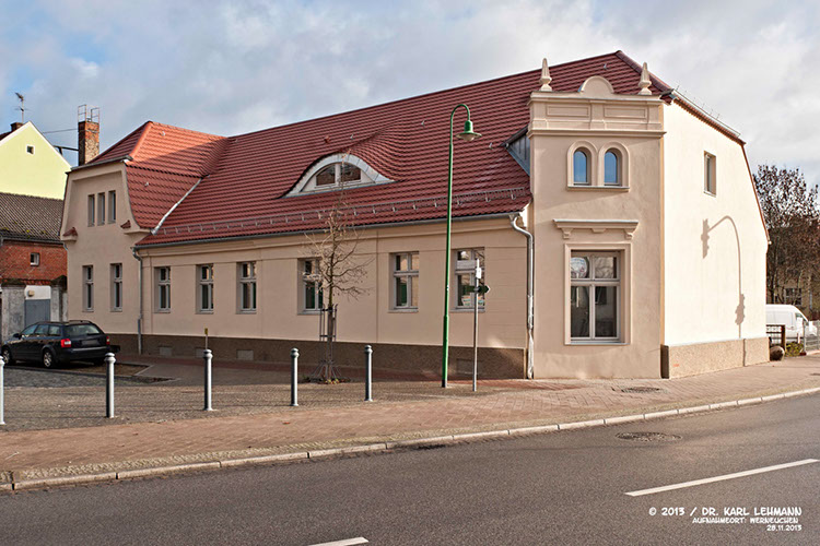 Haus Berliner Str. 16