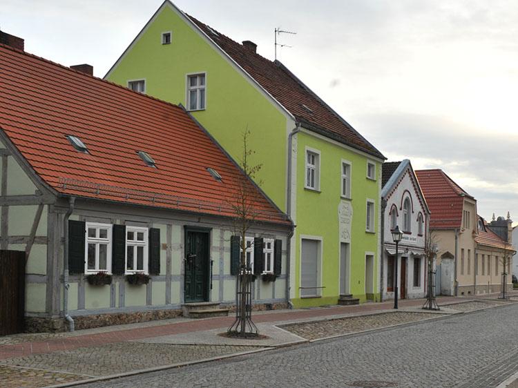 Marktplatzdetail Foto