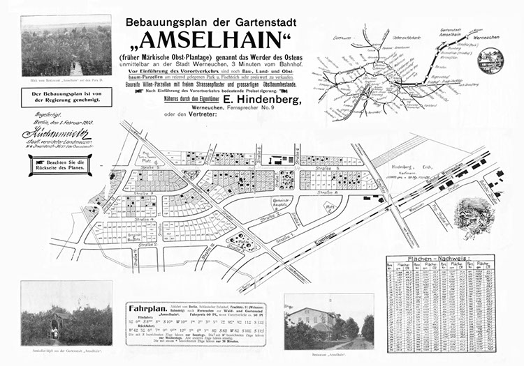 Karte Amselhain neu