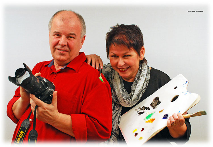 Jutta und Karl Lehmann