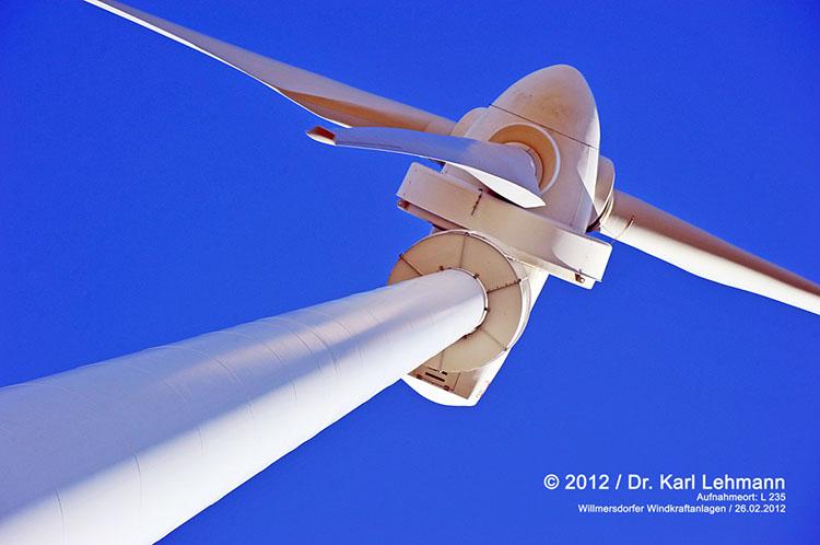 Windpark Tempelfelde Willmersdorf